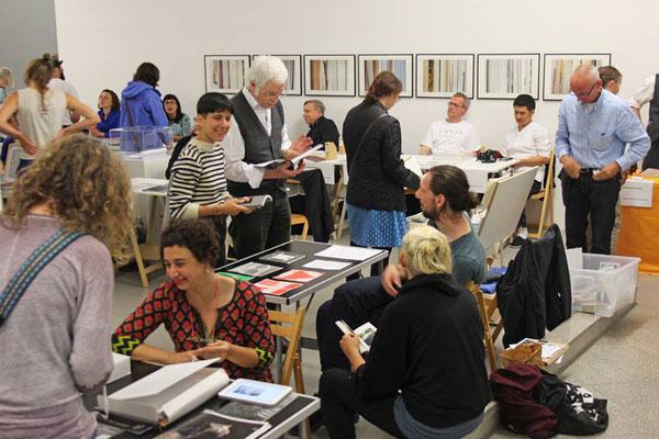 Foto: Bettina Brach | Zentrum für Künstlerpublikationen