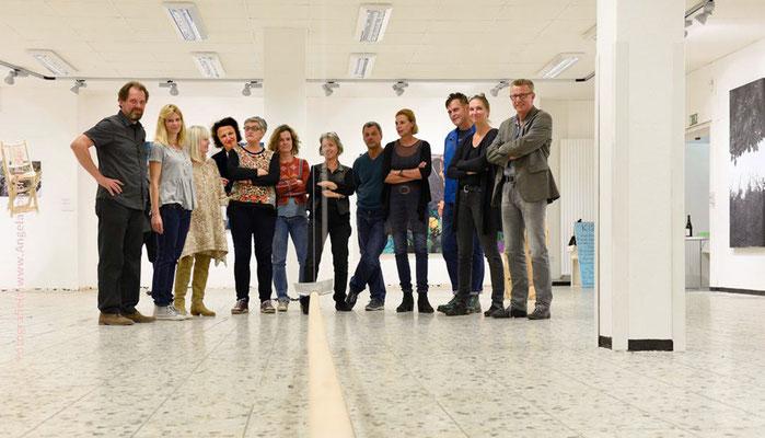 Danke an Angela von Brill für das Gruppenfoto