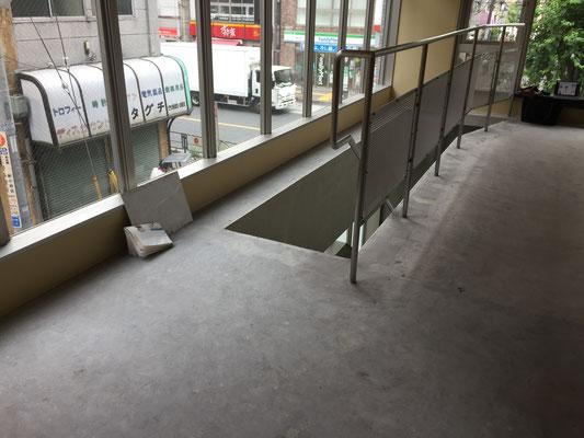 店舗内装工事
