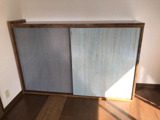 古い家具塗装