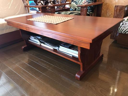 ハワイアン家具テーブル