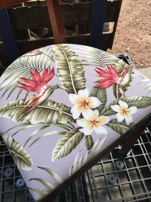 ハワイアン折り畳み椅子
