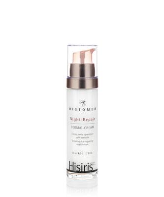 Histomer crema notte per pelli sensibili