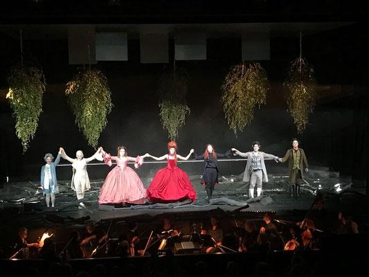 Morgana, Alcina, Hochschule für Musik und Theater Hamburg 2018, © privat