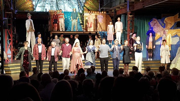 Annina, Eine Nacht in Venedig, Volkstheater Rostock, © Gerhard Wittmann