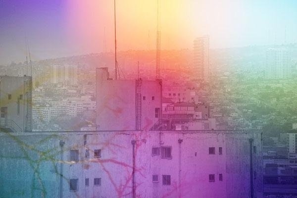 """SOME TRACES aus der Serie """"Far away but close"""", 2014, Fine Art Pigment Print, 70 x 105 cm, Ed. 5"""