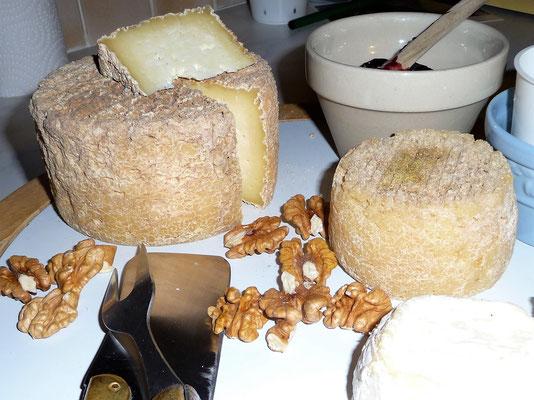 fromages de Haute Loire