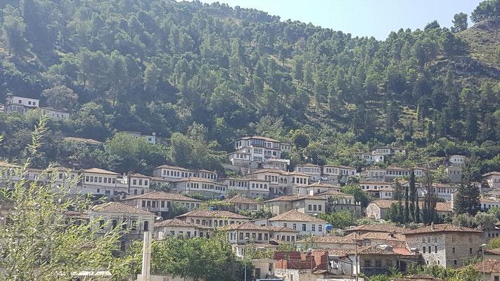 Berat; Unseco dorpje; Albanië