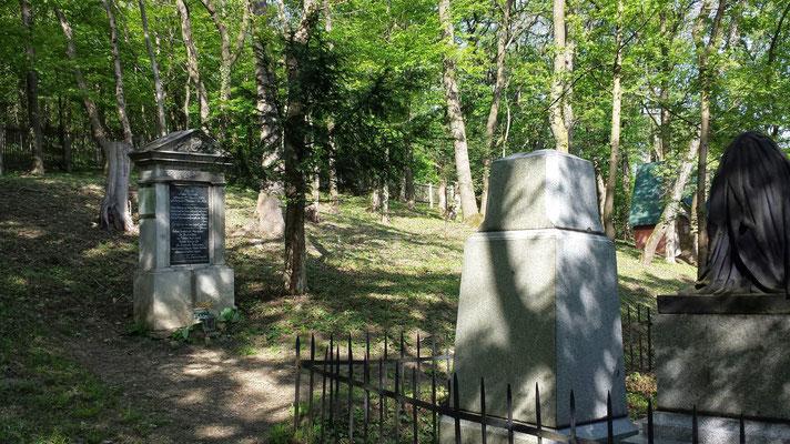 (c) Herbert Wagner (2014), Der Friedhof Kahlenberg