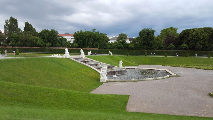 (c) Herbert Wagner (2016), Im Belvedere-Garten
