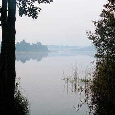 Eines frühen Sommermorgens am Sabinensee...