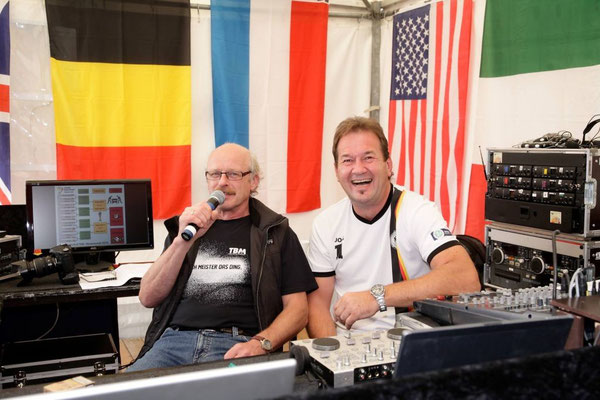 Moderation mit Wolfgang Wittler bei Raab Karcher2
