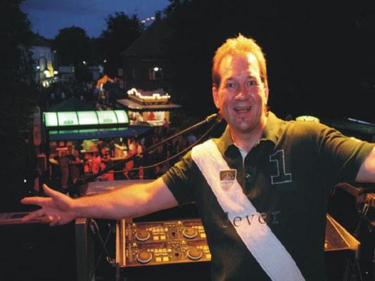 Dj Jörg Schürmann Altstadtfest Jever