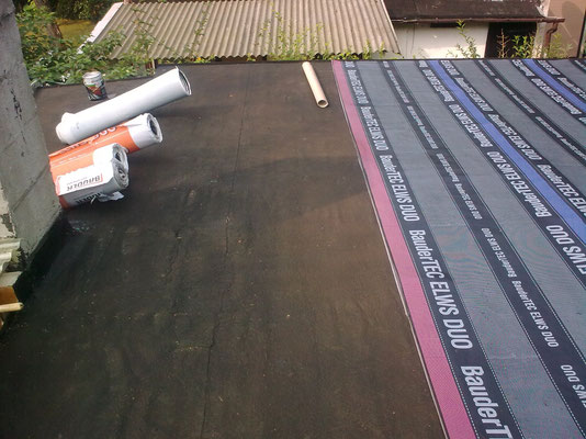 Dachdeckerarbeiten September '13
