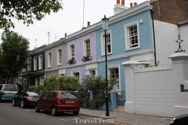 Portobello Road Londen