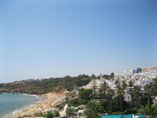 Resorts strand Albufeira