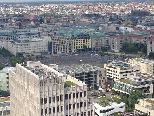 Panoramapunkt Berlijn beklimmen