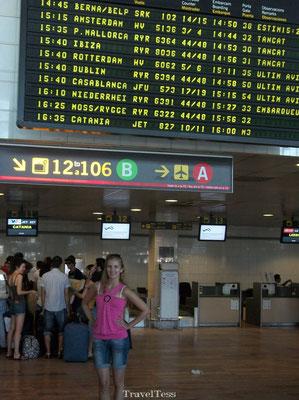 Vliegveld van Barcelona