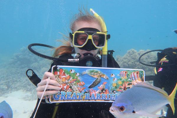Duiken in Great Barrier Reef