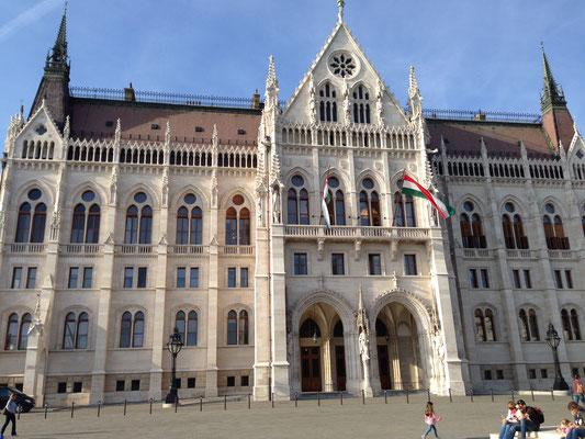 Parlementsgebouw Hongarije