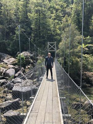 Hangbrug Abel Tasman National Park