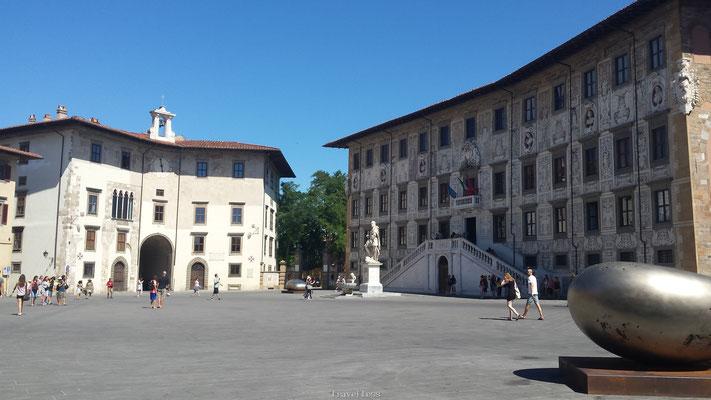 Ridderplein van Pisa