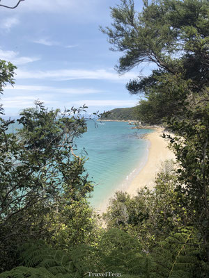 Kustlijn Abel Tasman National Park