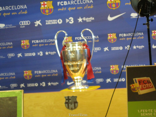 FC Barcelona Champions League