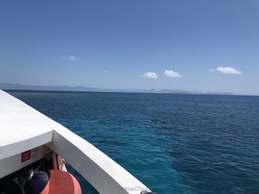 Dagtocht naar Great Barrier Reef