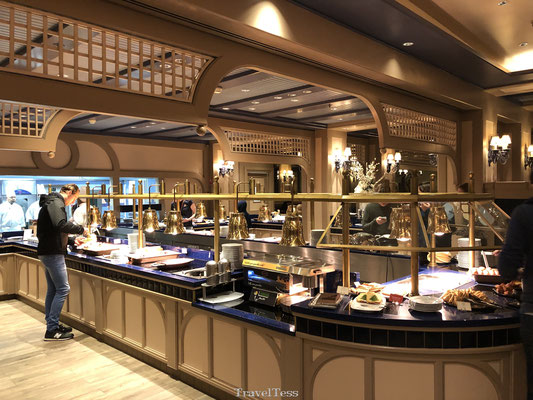 Buffet Disney Hotel