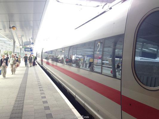 Treinreizen Frankfurt