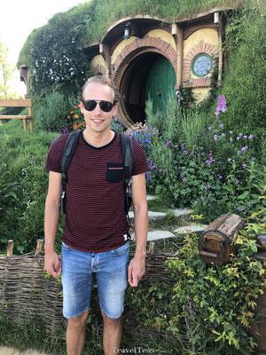 Huis van Bilbo Baggins bezoeken