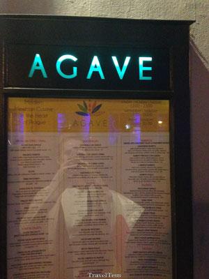 Agave Mexicaans restaurant Praag