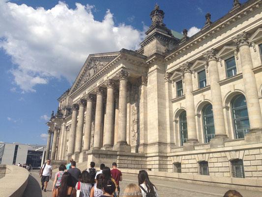 Rondleiding Reichstag