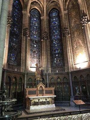 Interieur Notre-Dame-de-la-Treille