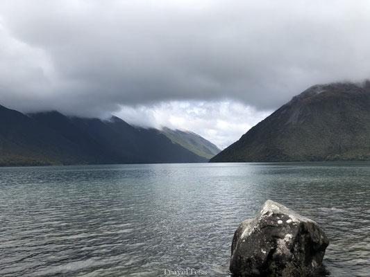 Gletsjermeer Nelson Lakes