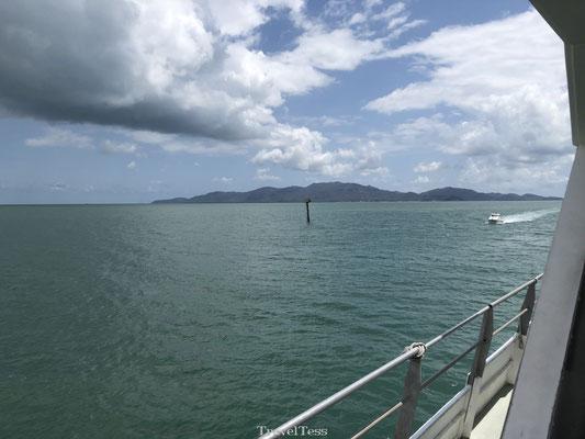 Varen naar Magnetic Island
