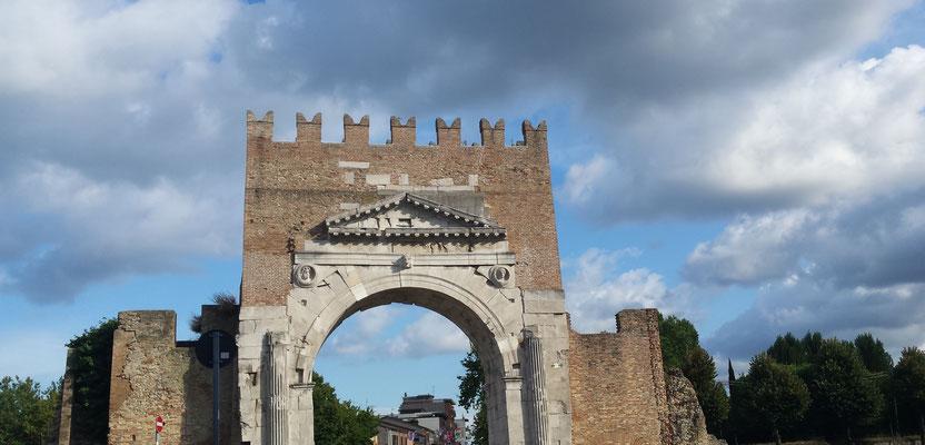 Boog van Augustus Rimini