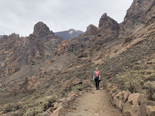 Hiken El Teide National Park