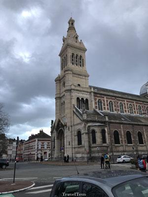Kerk in Lille