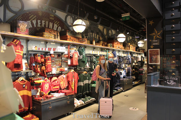 Harry Potter fanshop
