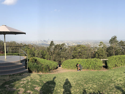 Mount Coot Tha Lookout