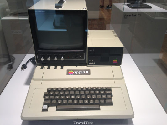 Oude Apple typmachine