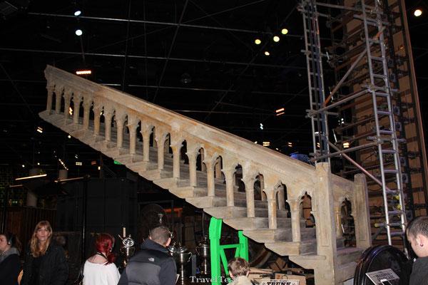 Trappen van Zweinstein Harry Potter Studio's