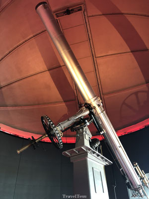 Brashear telescoop Dark Sky Project