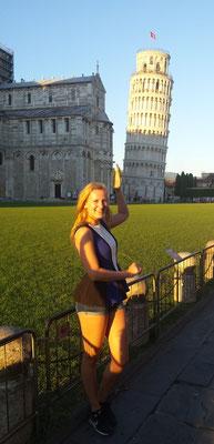 Toren van Pisa bezoeken