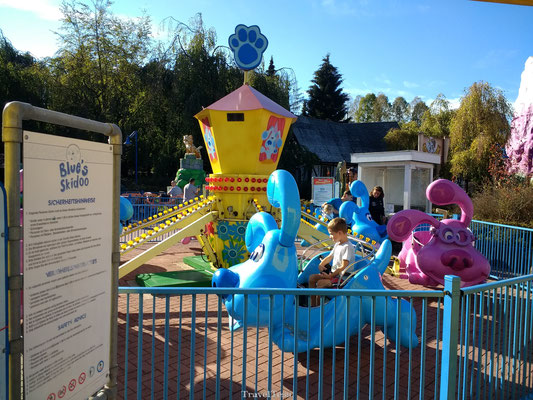 Attractie in Moviepark Germany