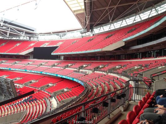 Wembley Stadium bezoeken