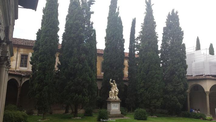 Santa Croce kerk Florence