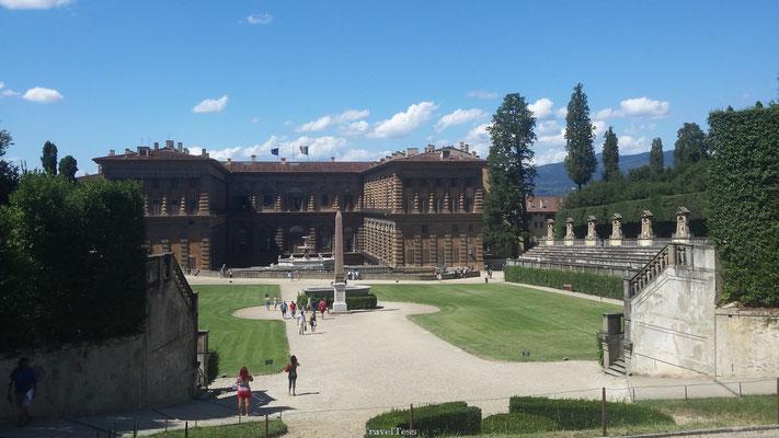 Tuinen van de Medici familie